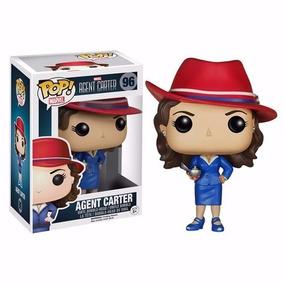 Boneco Pop! Funko - Agent Carter - Marvel #96