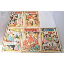 Florita Revista Infantil Femenina Dec50 Ind Argentina Unitar