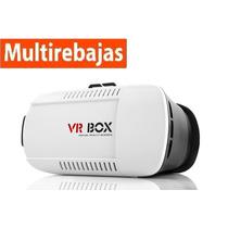 Gafas 3d Realidad Virtual Vr Box Lentes Google Cardboard