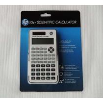 Calculadora Cientifica Hp 10s+ Solar E Bateria, 240 Funções
