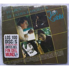 Juan Gabriel 15 Años De Exitos Rancheros. Cd Sellado Sony 12