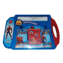 Marvel Ultimate Spiderman Portable Desk De Rolling Paper Ar