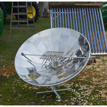 Cocina Solar Parabólica Meyco Cook 120