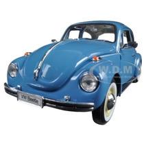 1:24 Volkswagen Beetle (hard-top) Welly Azul