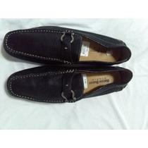 Zapatos Mocassines Elgantes De Varon,talla 9.5,osea 42