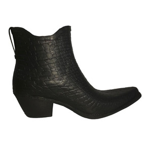 Bota Texana Impermeable