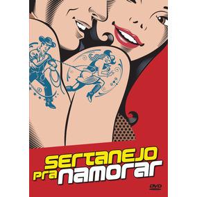 Sertanejo Pra Namorar - Dvd