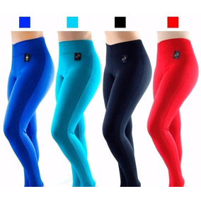 Calça Leg Suplex Legging Fitness, Academia, Ref: 087