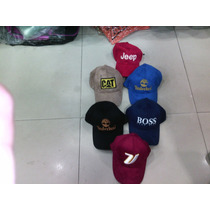 Gorras Jeep, Boss, Cat Al Mayor Y Detal