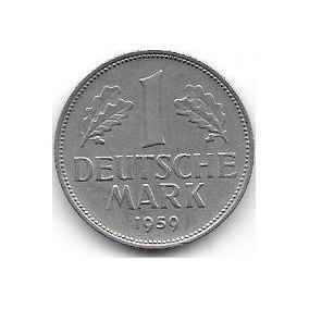 Moneda1 Deutsche Mark 1971