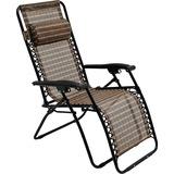 Cadeira Reclinável 21 Posições Espreguiçadeira Piscina, Jard
