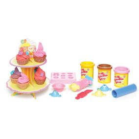 Fábrica De Cupcake Colorido - Estrela