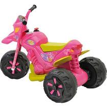 Moto Eletrica Bandeirante Xt3 Fashion 6v Rosa - 2701