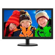 Monitor Lcd 24 Philips 243v5lhsb Smartcontrol Lite Hdmi