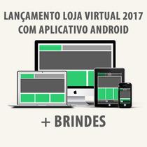Script Loja Virtual Profissional Com App Android + Brindes