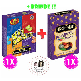 Combo Desafio Jelly Belly + Harry Potter + Brinde Surpresa