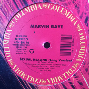 Marvin Gaye / Rodney Franklin - Sexual Healing / The Groove