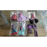Monster High Ropita Para Muñecas Outfit Precio Por Pieza