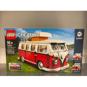 Lego Volkswagen Combi T1 Camper Van 10220 Sistema De Pagos