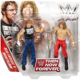 Wwe Dean Ambrose & Brian Pillman - Juguete Wrestlemania