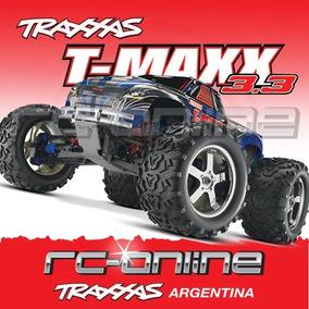 Auto A Radio Control - Traxxas T-maxx !!