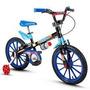 Bicicleta Rin 16 Para Niños Nathor Regalos Niños Juguetes