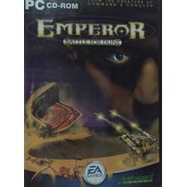 Emperor Battle For Dune Dvd Win 95/98/me/2000 Ingles Usado
