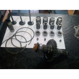 Honda Xr 600 Repuestos (valvulas, Empacadura, Anillos, Etc )