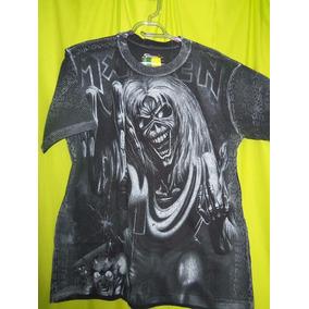 Camiseta Iron Maiden Full Print