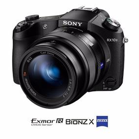 Camara Sony Rx10 Ii Con Lente F2.8 De 24-200 Mm