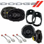 Bocina Dodge Ram Truck 1500 2002-2008 Kicker Ds