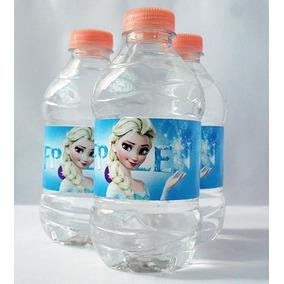 Etiqueta Personalizada Para Botellita De Agua Baby Shower