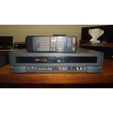 Video Grabador/reproductor Vhs Philco Modelo Vcr 2423