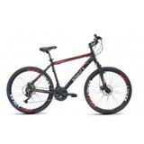 Bicicleta Bikeland Furious Aro 26 Quado Em Alumínio Preto