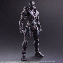 Spartan Locke Halo 5 Guardians Play Arts Kai
