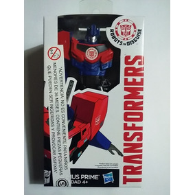 Transformers Optimus Prime Robots In Disguise Hasbro- Gianmm