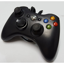 Controle Com Fio Xbox 360 Pc Slim Joystick - Pronta Entrega!