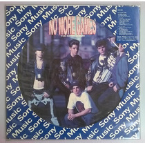 New Kids On The Block- Lp No More Games - Picture - Não É Cd