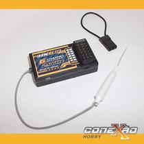 Receptor Hk6df Ou Hk6s 2.4ghz 6ch Para Rádio Hk6s Hobby King