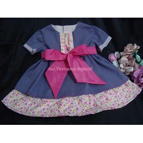 Vestido Fiesta, Cumpleaños Para Niña De 2/3 Años De Edad.