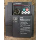 Variador De Frecuencia Mitsubishi 1hp Alimentacion 120v