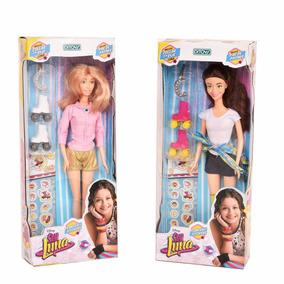 Muñeca Soy Luna O Ambar Original Con Licencia Disney Ditoys