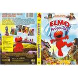 Dvd Elmo Na Terra Dos Rabugentos Novo E Lacrado,dri Vendas