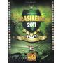 Álbum + Lote 400 Figurinhas Campeonato Brasileiro 2011