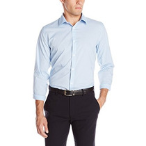 Calvin Klein Camisa Slim Fit Large Sport L