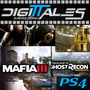 Max Payne + Bully - Ps3 - Digittales