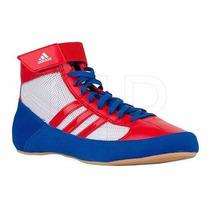 Adidas Hvc 7.5mx 9.5us Zapatillas Botas Box, Lucha, Mmx