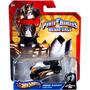 Auto Hot Wheels Power Rangers Rodo Knight Lion Zord Serie Re
