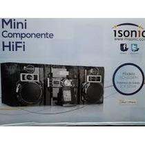 Minicomponente Isonic 250w