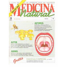 Medicina Natural 2 - 1987 - Editora Três